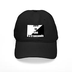 zero2zen Baseball Hat