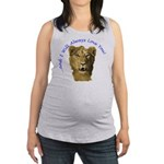 lionfacef Maternity Tank Top