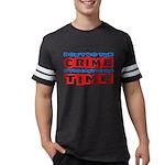 CrimeTime2-w Mens Football Shirt