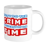 CrimeTime2-w 20 oz Ceramic Mega Mug