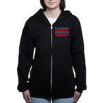 CrimeTime2-w Women's Zip Hoodie
