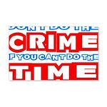 CrimeTime2-w 20x12 Wall Decal