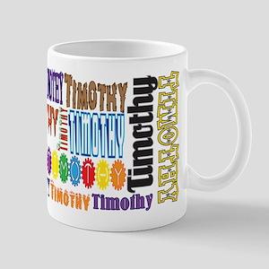 Timothy 11 Oz Ceramic Mug Mugs