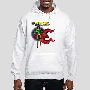 AFRO-MAN TEE SHIRT Hooded Sweatshirt