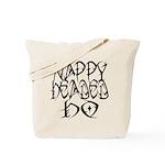 Nappy Headed Ho Tribal Design Tote Bag