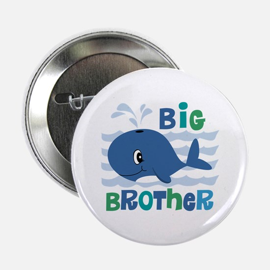 """Whale Big Brother 2.25"""" Button"""