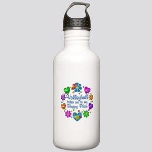 Volleyball My Happy Pl Stainless Water Bottle 1.0L