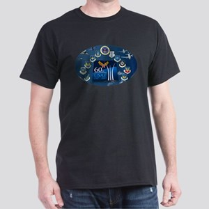 All Commands 60th Dark T-Shirt