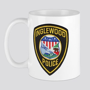Inglewood Police Mug