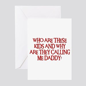 WHO ARE THESE KIDS Greeting Cards (Pk of 10)