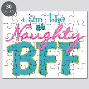I am the naughty BFF Puzzle