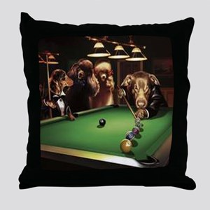 The Show-off Throw Pillow