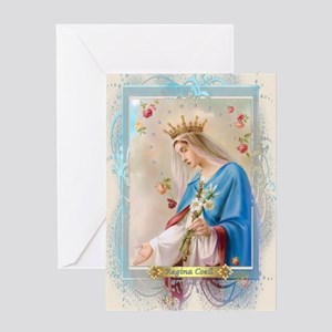 Regina Coeli Greeting Card