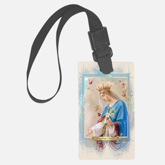 Regina Coeli Luggage Tag
