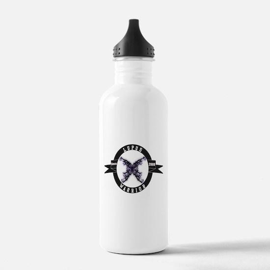 Lupus Warrior Water Bottle