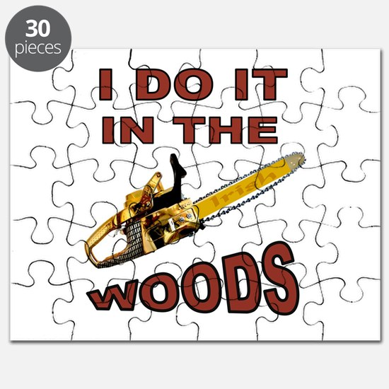 WOODSMAN Puzzle