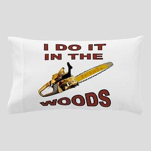 WOODSMAN Pillow Case