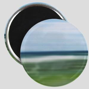 Painted Ocean Magnet