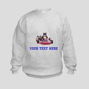 Custom Kart (Original) Sweatshirt