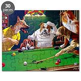 Billiards Puzzles