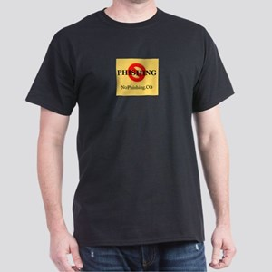 Nophishing Yellow T-Shirt