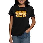 Inner Nappy Headed Ho Women's Dark T-Shirt