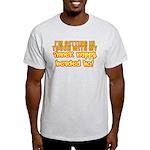 Inner Nappy Headed Ho Light T-Shirt