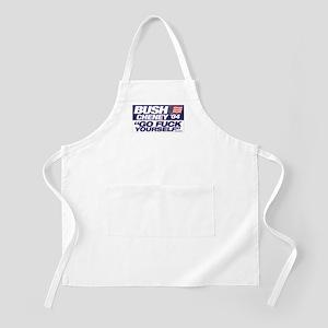 Bush Cheney '04 - Go Fuck Yourself BBQ Apron