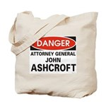 DANGER Ashcroft Tote Bag