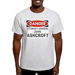 DANGER Ashcroft Ash Grey T-Shirt