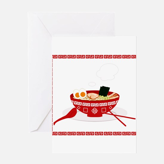 RAMEN Greeting Cards