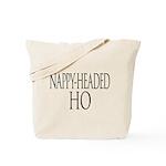 Nappy Headed Ho Classy Design Tote Bag
