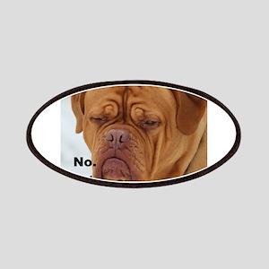 Dour Dogue No. Patches
