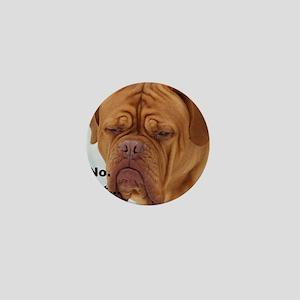 Dour Dogue No. Mini Button