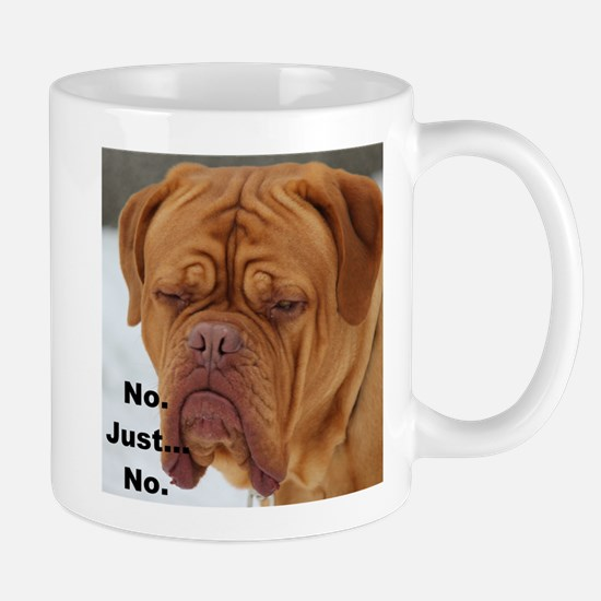 Dour Dogue No. Mugs