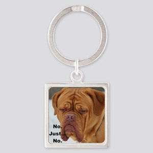 Dour Dogue No. Keychains