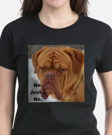 Dour Dogue No. T-Shirt