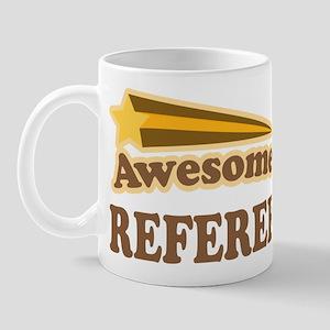 Awesome Referee Mug