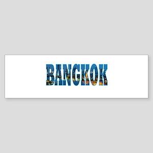 Bangkok Bumper Sticker