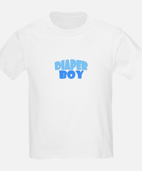 Diaper Boy T-Shirt