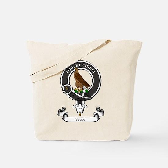Badge-Watt Tote Bag
