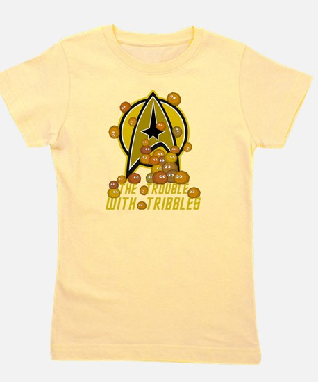 Trouble With Tribbles T-Shirt