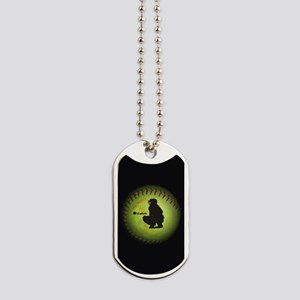 iCatch Fastpitch Softball Dog Tags