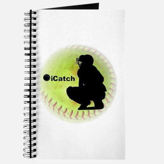 iCatch Fastpitch Softball Journal