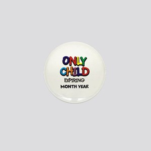 ONLY CHILD Mini Button