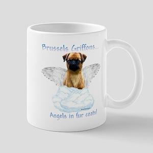 Brussels Angel Mug