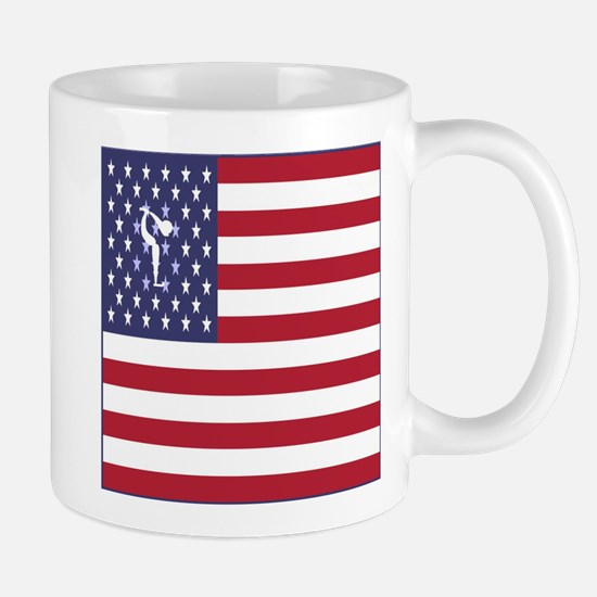 Team Figure Skating USA Mug