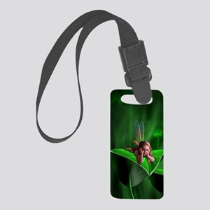 Leaf Fairy iphone 5 case Small Luggage Tag