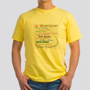 Which crown is yours Yellow T-Shirt