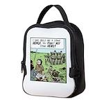 Stone Hens Neoprene Lunch Bag